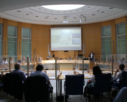Gemeinderatssaal Holzkirchen